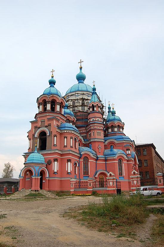 Казанская церковь, 1892