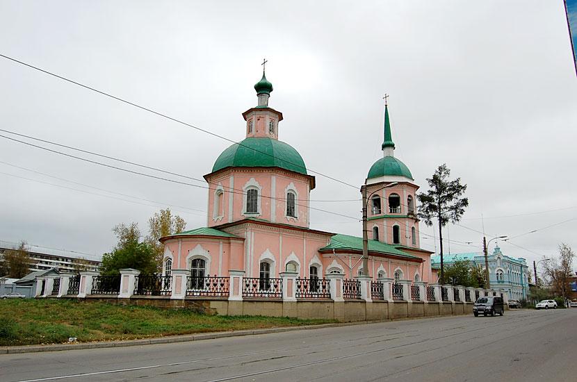 Преображенская церковь, 1798