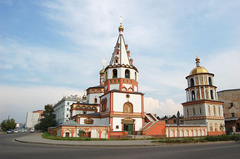 Богоявленский собор, 1725