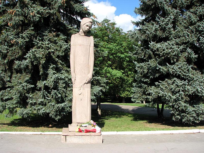 Мемориал в честь героев Великой Отечественной Войны