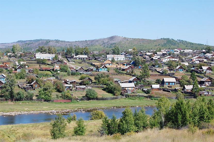 Читинская облась. Город Могоча - начались самые дикие места на всем Транссибе