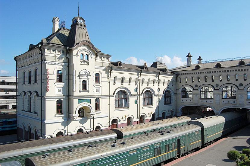Владивостокский вокзал