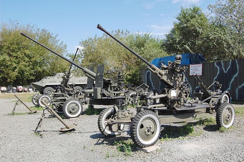 Военный музей на батарее Безымянной