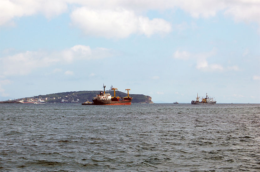 Пролив Босфор Восточный