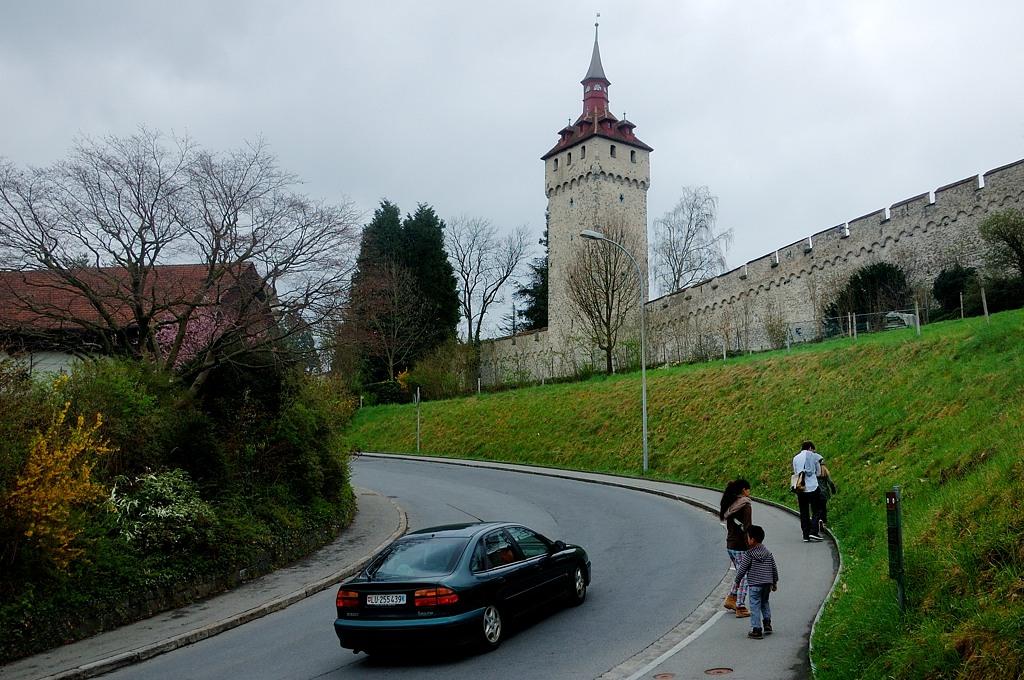Сенная башня