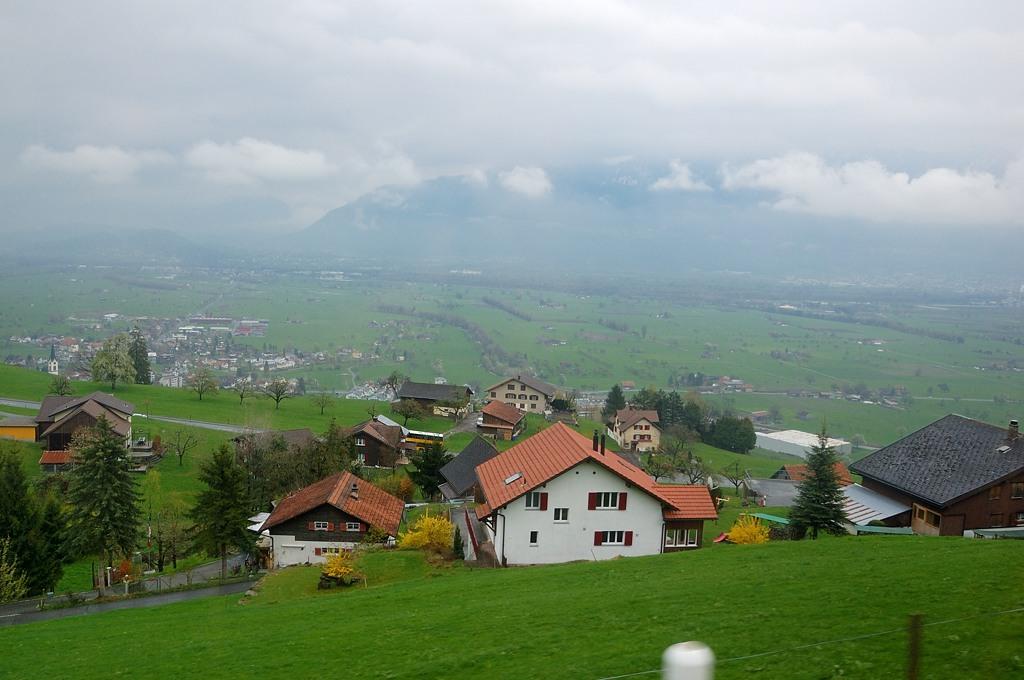 Апрельская Швейцария