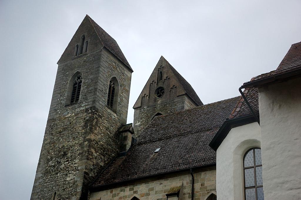 Башни замка